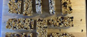 Granola Bars – Sugar...